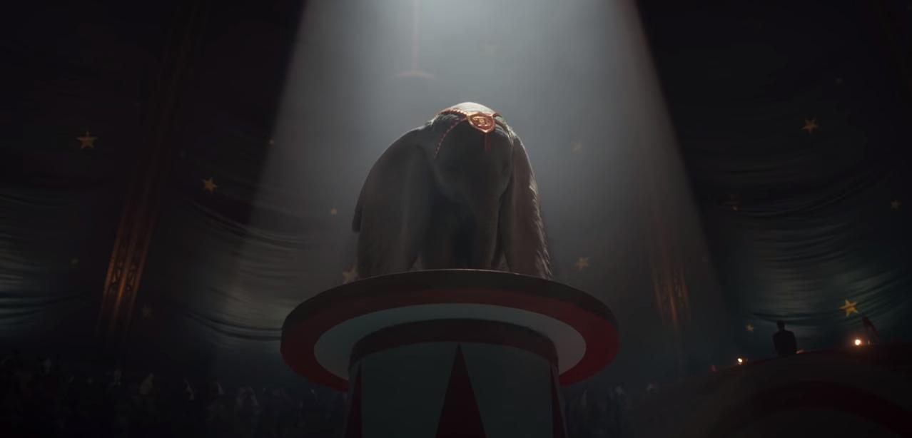 Voi con biết bay Dumbo bất ngờ quay trở lại với phiên bản live-action đẹp nhức nhối - Hình 2