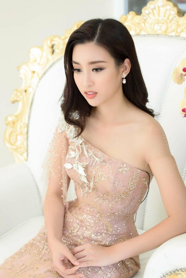 Hé lộ kiểu váy vi diệu giúp Đỗ Mỹ Linh chinh phục hàng triệu fan trong hai năm nhiệm kỳ Hoa hậu - Hình 8