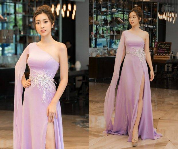 Hé lộ kiểu váy vi diệu giúp Đỗ Mỹ Linh chinh phục hàng triệu fan trong hai năm nhiệm kỳ Hoa hậu - Hình 4