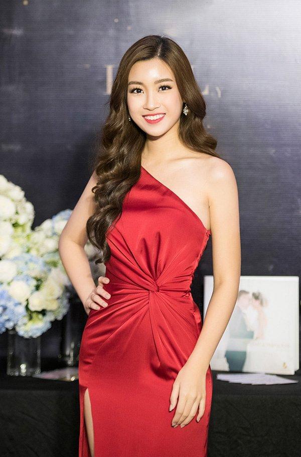 Hé lộ kiểu váy vi diệu giúp Đỗ Mỹ Linh chinh phục hàng triệu fan trong hai năm nhiệm kỳ Hoa hậu - Hình 9