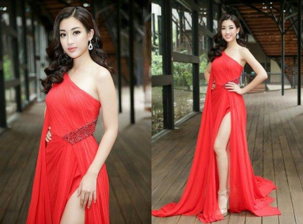 Hé lộ kiểu váy vi diệu giúp Đỗ Mỹ Linh chinh phục hàng triệu fan trong hai năm nhiệm kỳ Hoa hậu - Hình 7