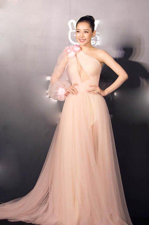 Hóa công chúa với bộ cánh trễ nải, Đỗ Mỹ Linh vô tình vướng nghi án mặc váy nhái sao quốc tế - Hình 9