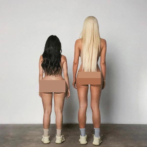 Kanye West sử dụng người mẫu phim cấp 3 để quảng cáo giày, nghệ thuật hay gây sốc? - Hình 2