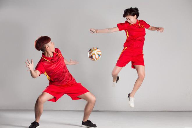Là fan cuồng của bóng đá, những sao Việt này hẳn sẽ đứng ngồi không yên khi World Cup đang đến gần! - Hình 8