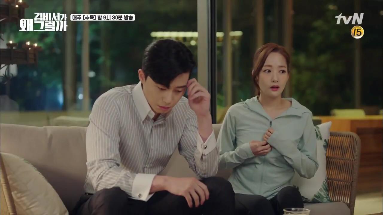Park Seo Joon ôm chặt Park Min Young, tuyên bố một câu còn chấn động hơn cả cầu hôn - Hình 15