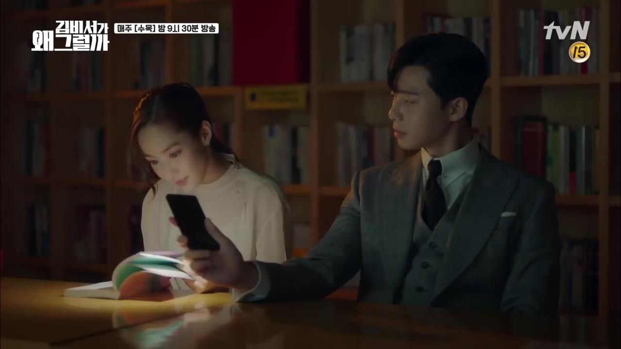 Park Seo Joon ôm chặt Park Min Young, tuyên bố một câu còn chấn động hơn cả cầu hôn - Hình 18