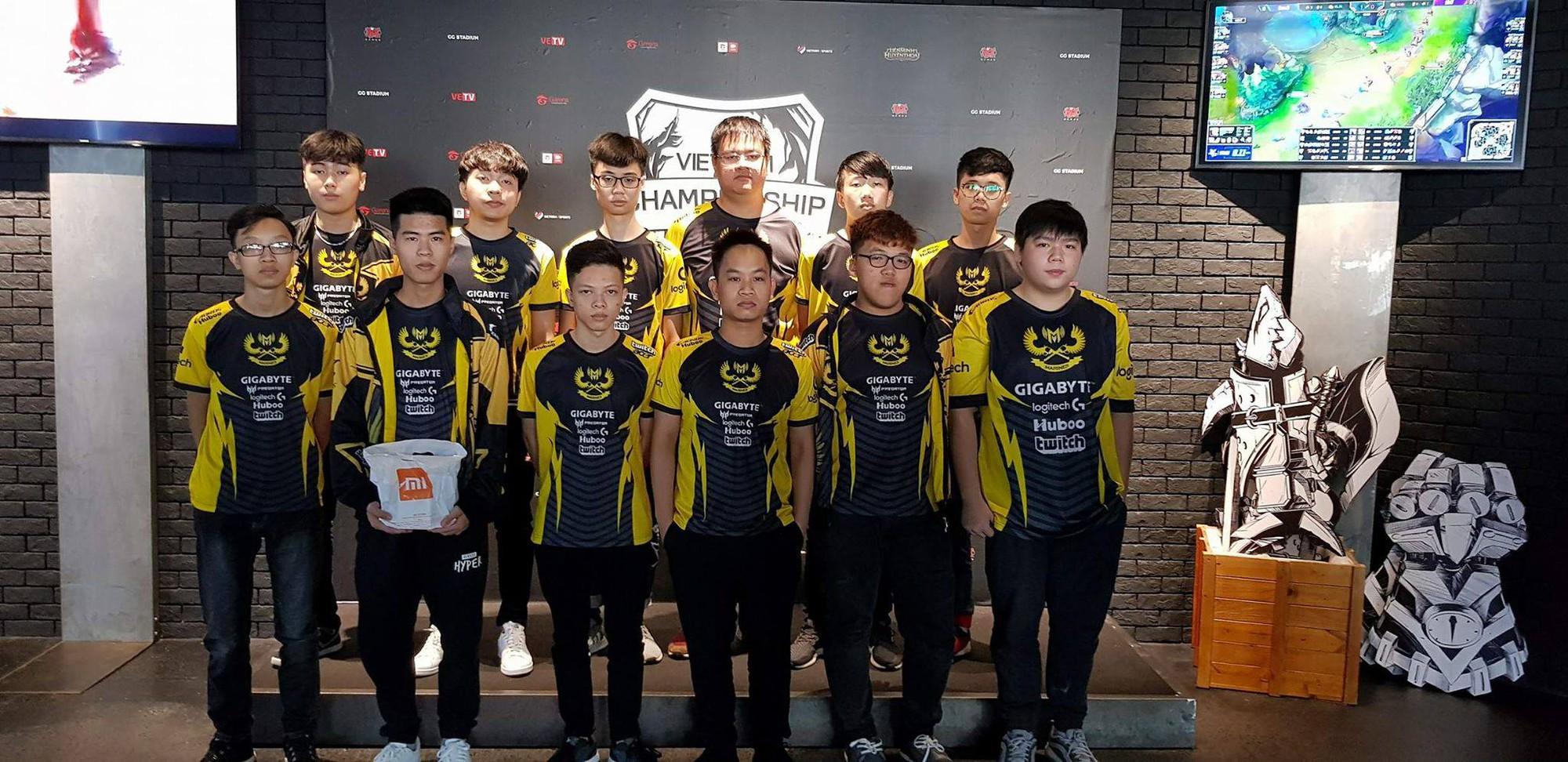 Những hình ảnh áo đấu của 8 đội tuyển tham dự VCSA Mùa Hè 2018, Vikings Gaming - đại diện LMHT Hà Nội lộ diện - Hình 1
