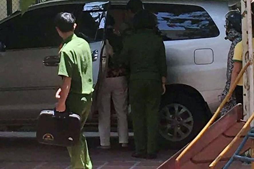 Khởi tố, bắt tạm giam hiệu trưởng Trường mầm non Hoa Hồng - Hình 1