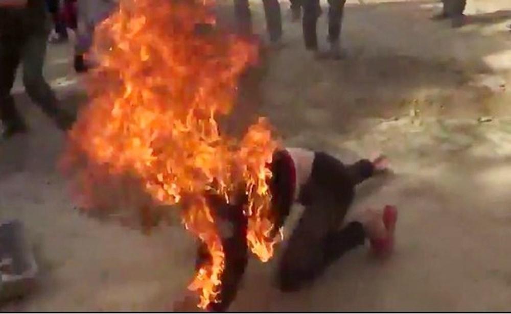 Truy bắt kẻ đổ xăng lên đầu người tình rồi châm lửa - Hình 1
