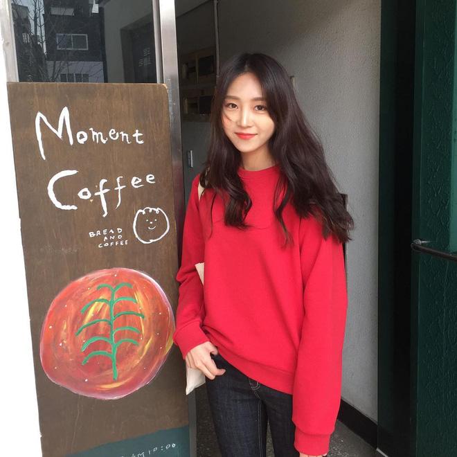 Lâu lắm mới gặp một cô bạn Hàn Quốc dễ thương kiểu tự nhiên như thế này! - Hình 18