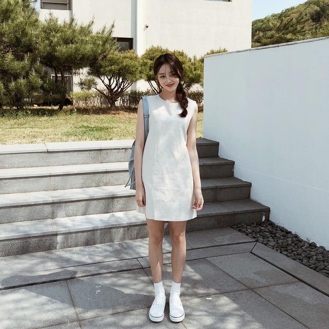 Lâu lắm mới gặp một cô bạn Hàn Quốc dễ thương kiểu tự nhiên như thế này! - Hình 9