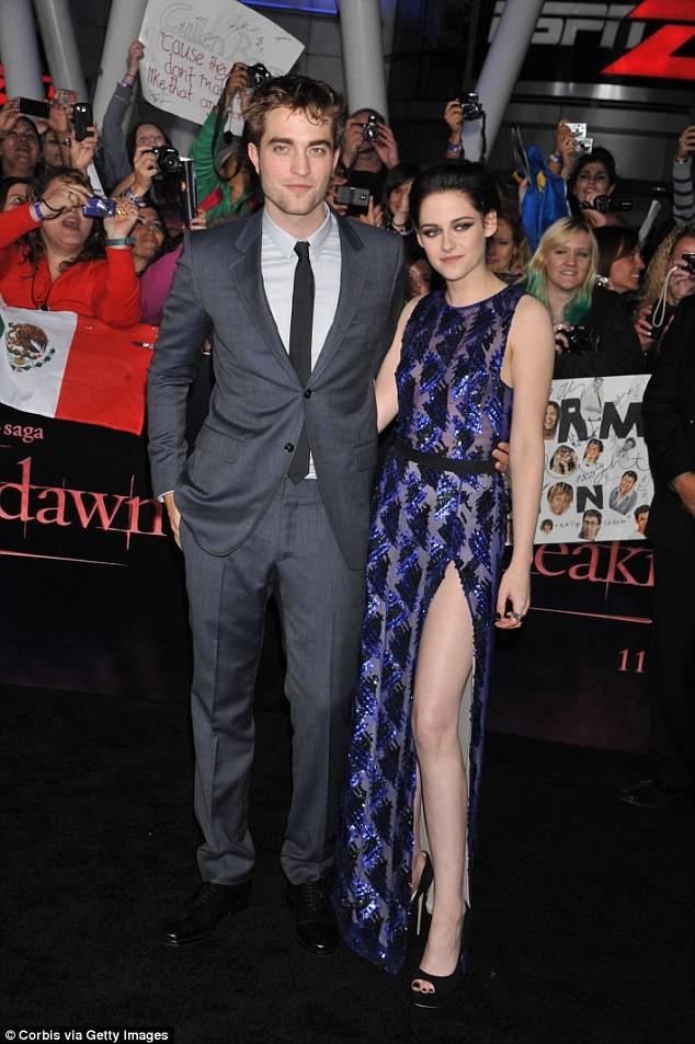 """Kristen và Robert đã bị """"tóm"""" được những bức ảnh đầu tiên khi gặp lại nhau! - Hình 5"""