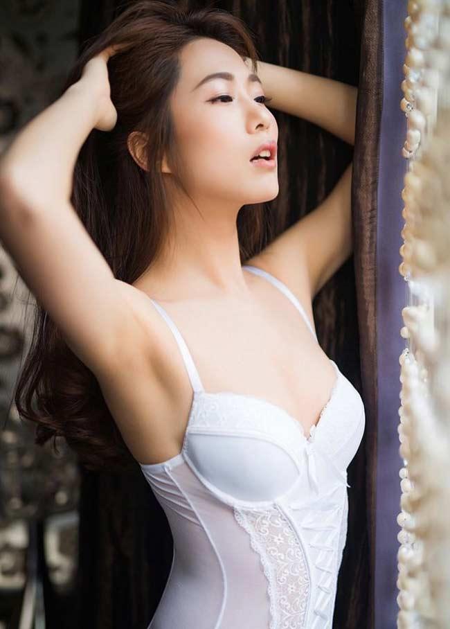 3 người phụ nữ châu Á xinh đẹp, hấp dẫn nhờ ngủ khỏa thân - Hình 16