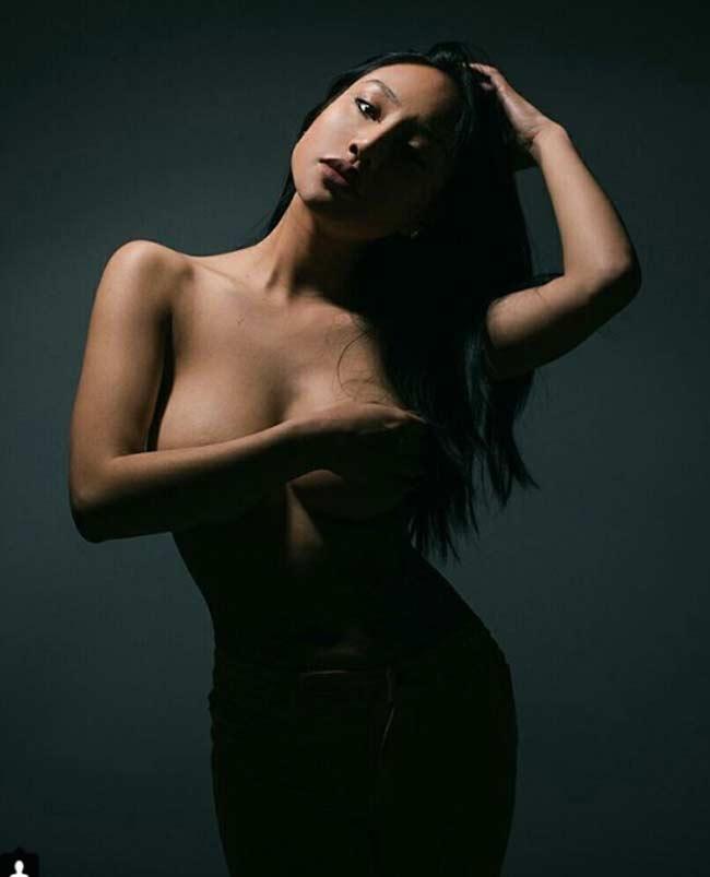 3 người phụ nữ châu Á xinh đẹp, hấp dẫn nhờ ngủ khỏa thân - Hình 7