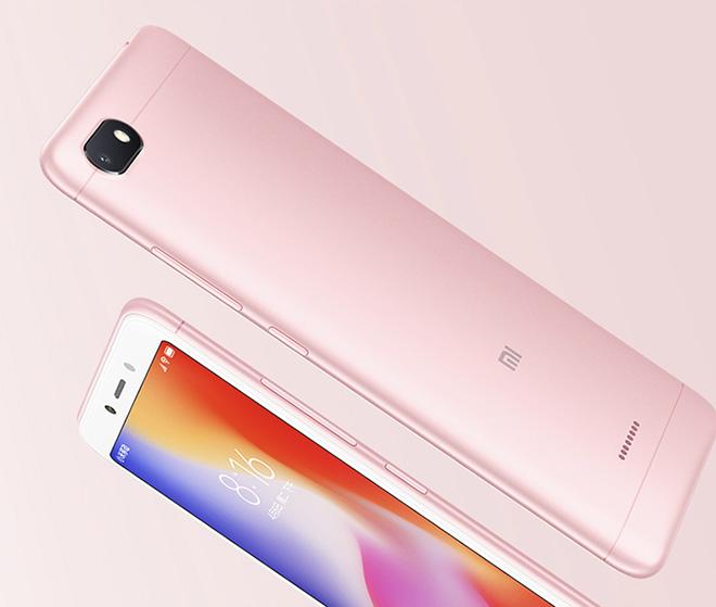 Xiaomi Redmi 6A bản RAM 3GB có giá 2,4 triệu đồng - Hình 1