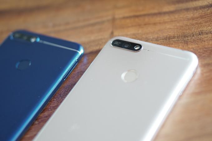 Honor 7A - smartphone dưới ba triệu đồng có nhận diện gương mặt - Hình 2