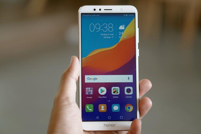 Honor 7A - smartphone dưới ba triệu đồng có nhận diện gương mặt - Hình 3