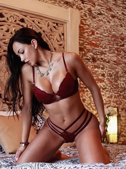 Sở hữu vòng 1 khủng, người đẹp Colombia luôn là tâm điểm mỗi khi xuất hiện - Hình 5