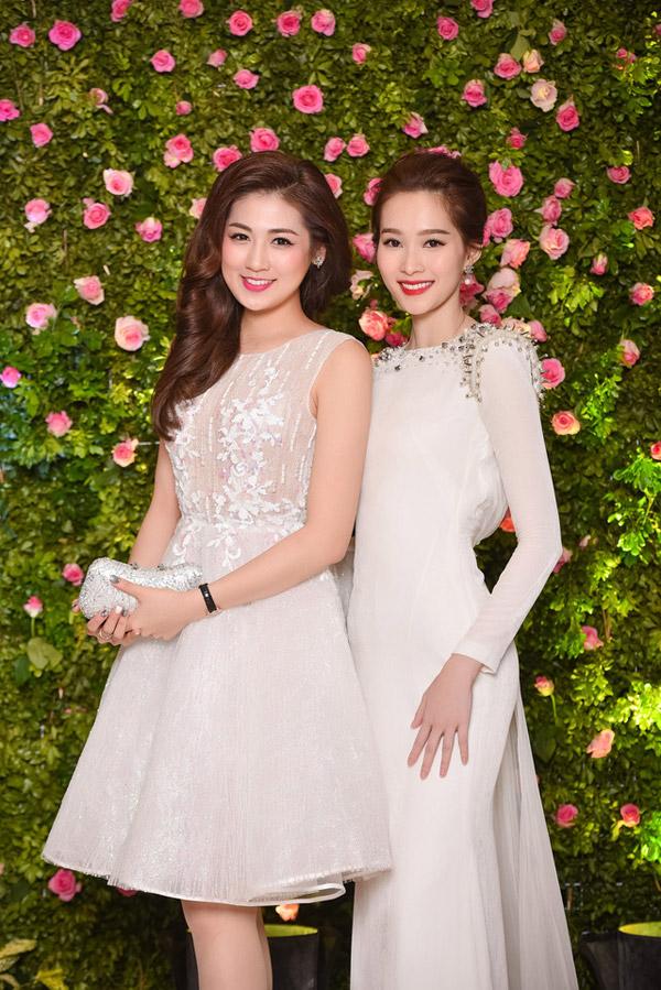 Tú Anh mời Hoa hậu Đặng Thu Thảo dự đám cưới - Hình 1