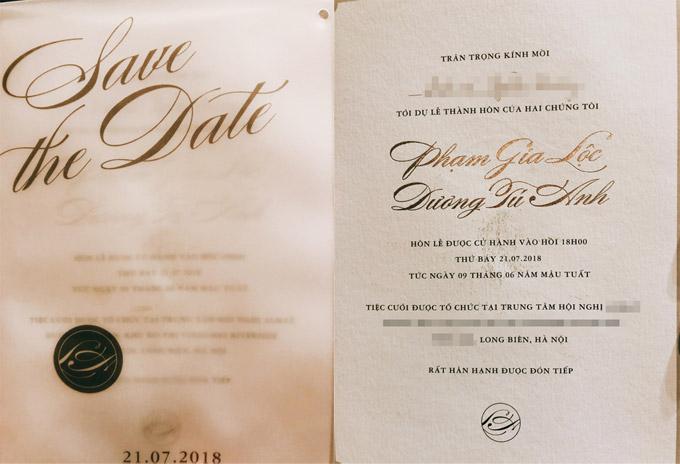 Tú Anh mời Hoa hậu Đặng Thu Thảo dự đám cưới - Hình 3