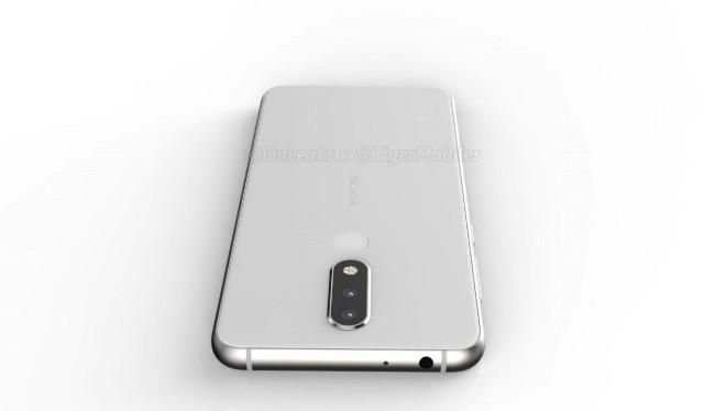 Ảnh Nokia 5.1 Plus xuất hiện, camera kép và màn hình tai thỏ - Hình 2