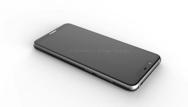 Ảnh Nokia 5.1 Plus xuất hiện, camera kép và màn hình tai thỏ - Hình 3
