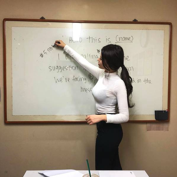 Sarah Kim – Cô giáo dạy tiếng Anh nóng bỏng nhất Hàn Quốc - Hình 1