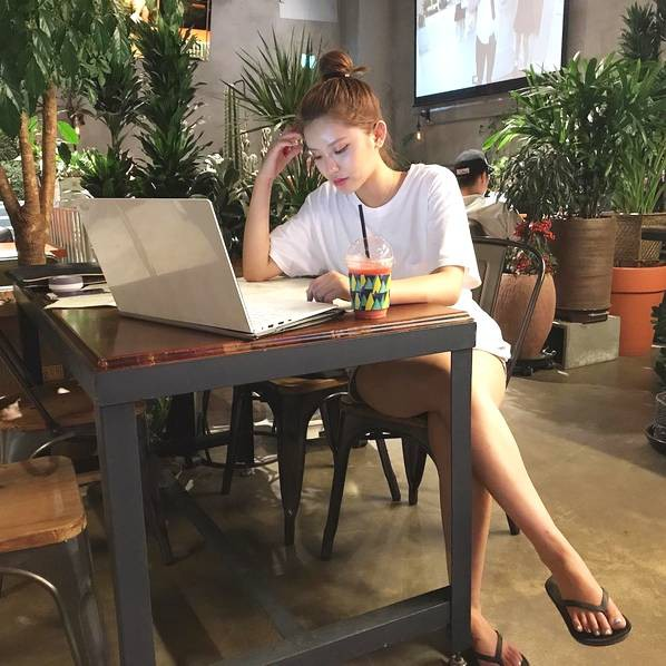 Sarah Kim – Cô giáo dạy tiếng Anh nóng bỏng nhất Hàn Quốc - Hình 9