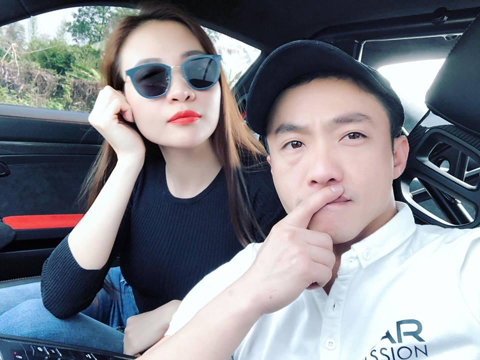 """Tình tứ với Cường Đô la, Đàm Thu Trang hạnh phúc vì """"yêu và được yêu"""" - Hình 9"""