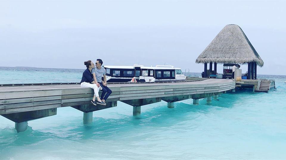 """Tình tứ với Cường Đô la, Đàm Thu Trang hạnh phúc vì """"yêu và được yêu"""" - Hình 4"""