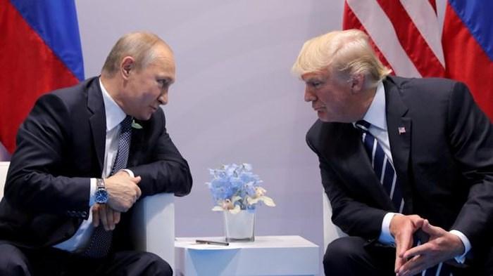Tổng thống Trump không đặt nhiều kỳ vọng vào cuộc gặp người đồng cấp Nga - Hình 1