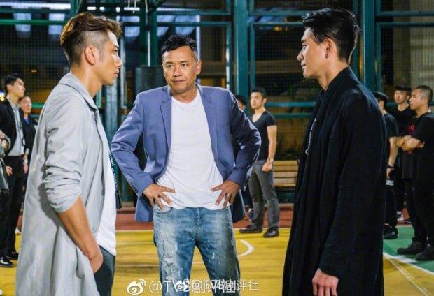 Bom tấn hình sự của TVB - Phi hổ cực chiến tiếp tục khởi quay phần 2 - Hình 8