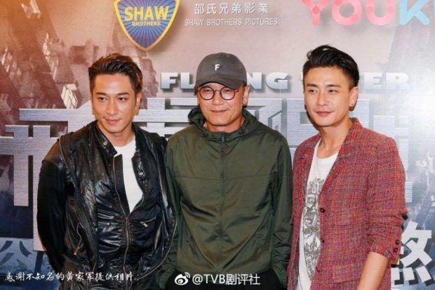 Bom tấn hình sự của TVB - Phi hổ cực chiến tiếp tục khởi quay phần 2 - Hình 6