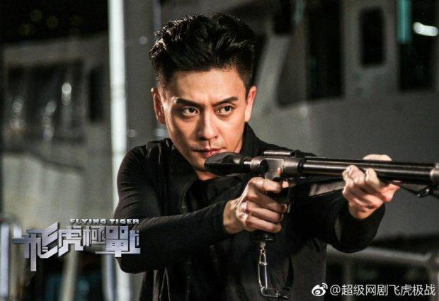 Bom tấn hình sự của TVB - Phi hổ cực chiến tiếp tục khởi quay phần 2 - Hình 4
