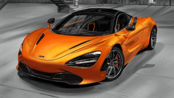 Vừa mua một ngày, McLaren 720S đã tan nát dưới gốc cây - Hình 2