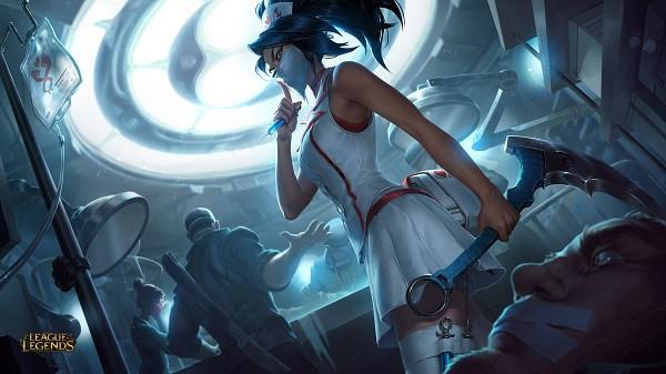 Akali mới đang gây bão trong cộng đồng game thủ nước ngoài - Hình 4