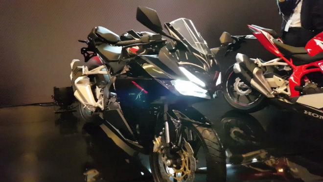 Chi tiết 2018 Honda CBR250RR vừa tiền dân chơi môtô - Hình 5
