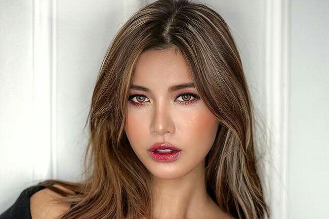 Minh Tú khoe ảnh quay trở lại Asian Next Top Model cực chất - Hình 2