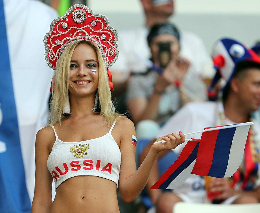 """World Cup: """"Đại chiến nhan sắc"""" giữa các hotgirl sexy nhất ở Nga - Hình 10"""