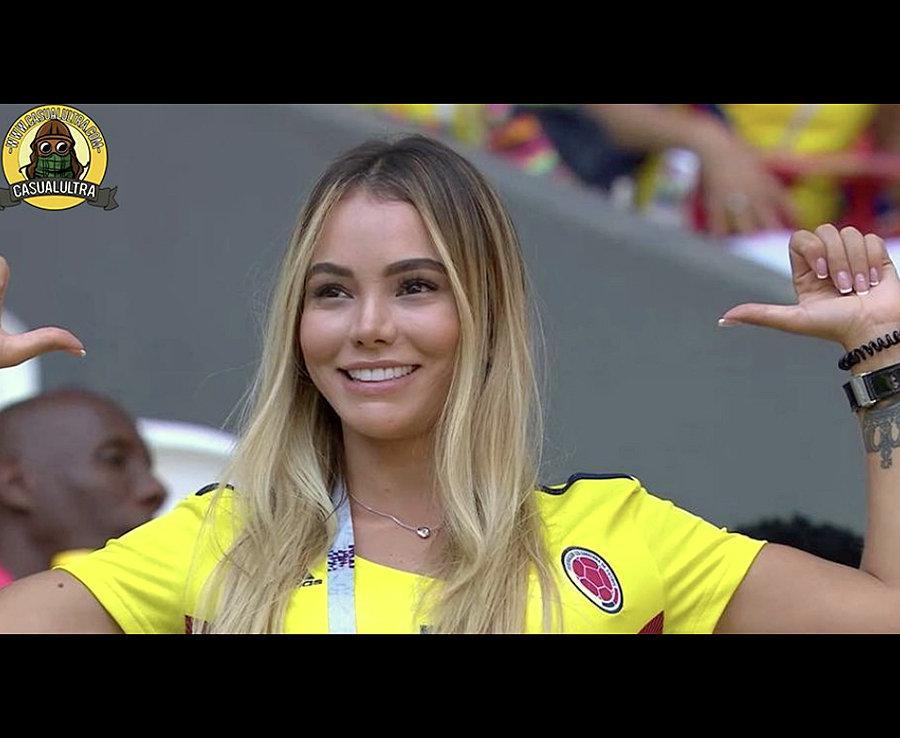 """World Cup: """"Đại chiến nhan sắc"""" giữa các hotgirl sexy nhất ở Nga - Hình 12"""