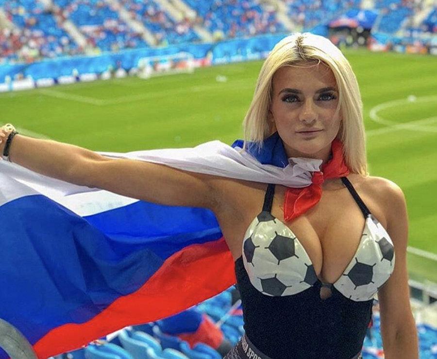 """World Cup: """"Đại chiến nhan sắc"""" giữa các hotgirl sexy nhất ở Nga - Hình 4"""