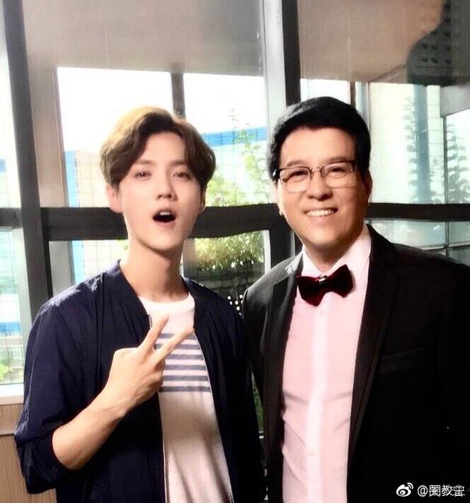 Hình ảnh được chia sẻ nhiều nhất: Luhan đập tan tin đồn chia tay bằng ảnh chụp chung với bố Quan Hiểu Đồng? - Hình 2