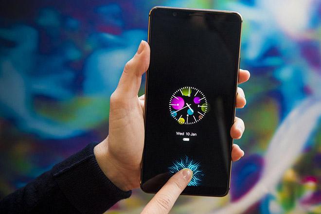 Làn sóng điện thoại Samsung năm sau sẽ có màn hình quét vân tay - Hình 2