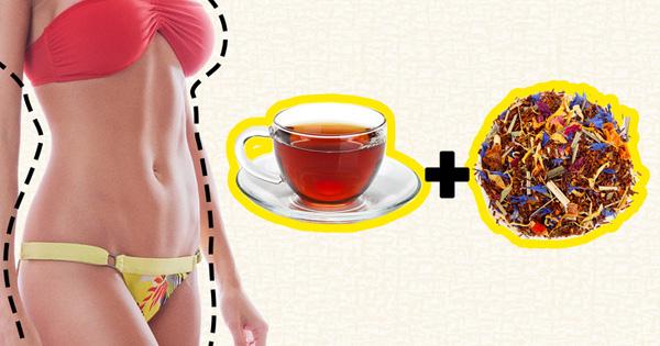 10 loại trà có tác dụng giảm cân hiệu quả hơn cả giờ tập gym - Hình 6