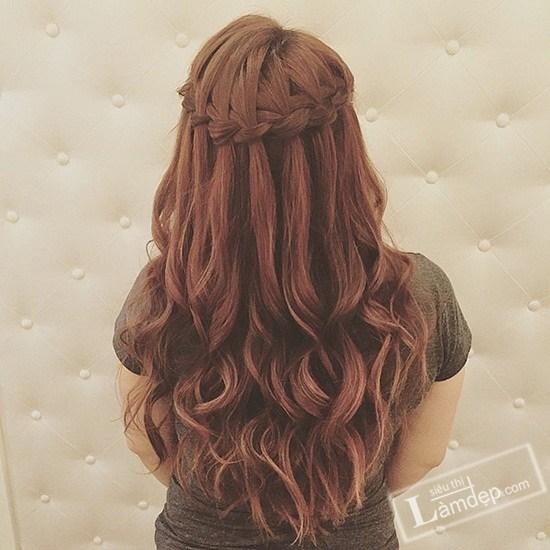 """Những kiểu tóc siêu xinh dạo phố cho nàng """"Thả Thính"""" - Hình 7"""