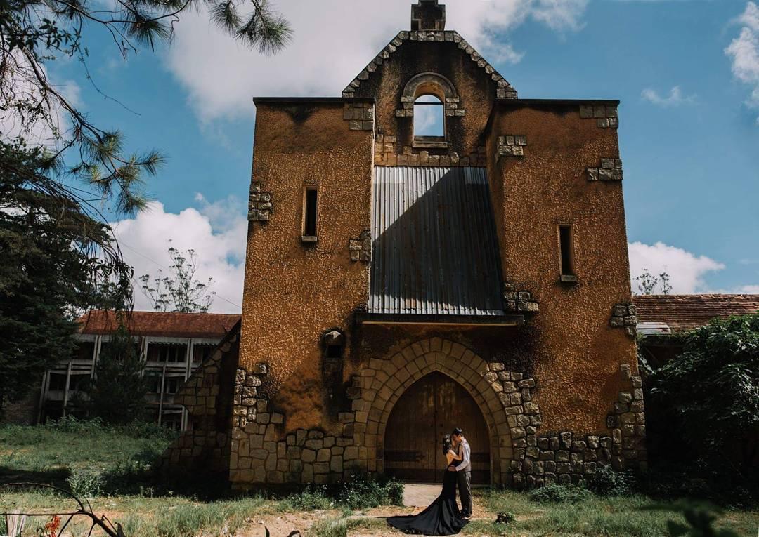 5 công trình bị bỏ hoang tại Việt Nam, muốn có những bức ảnh kì bí hết cả hồn thì nhất định phải đến! - Hình 11