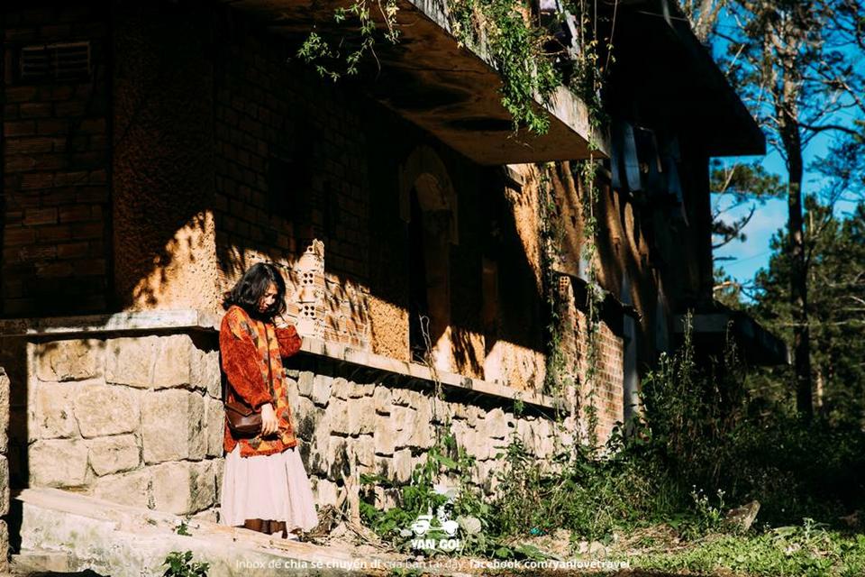 5 công trình bị bỏ hoang tại Việt Nam, muốn có những bức ảnh kì bí hết cả hồn thì nhất định phải đến! - Hình 8