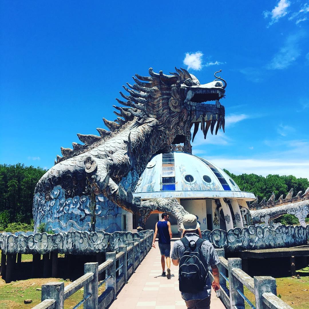 5 công trình bị bỏ hoang tại Việt Nam, muốn có những bức ảnh kì bí hết cả hồn thì nhất định phải đến! - Hình 25