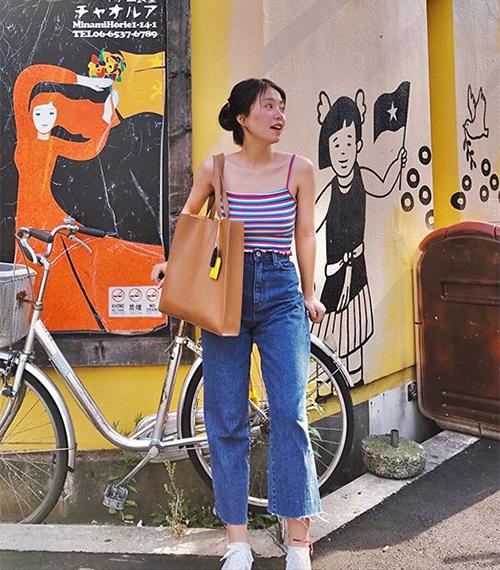 Qua thời trong veo nữ sinh, Mẫn Tiên nhập hội hững hờ người lớn - Hình 4