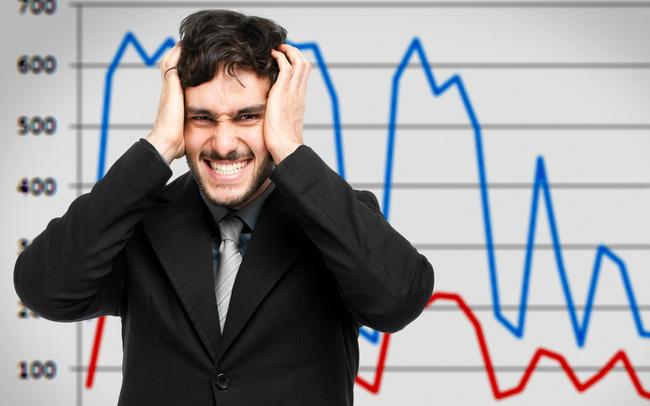 """Bay hơn 41 điểm, VN-Index """"chạm đáy nỗi đau"""" - Hình 1"""